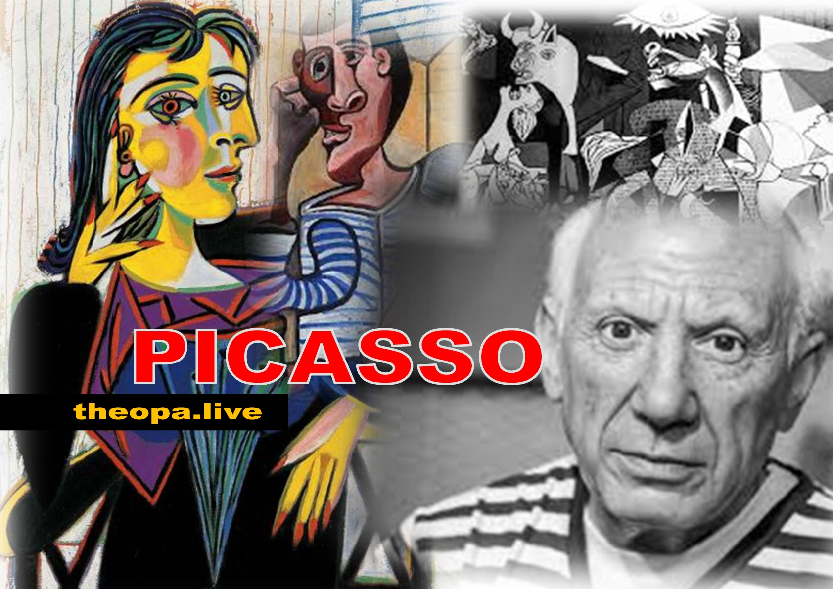 PICASSO SU THEOPA.LIVE