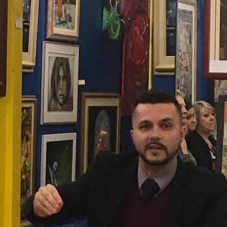 Il Critico d'Arte Pasquale Di Matteo