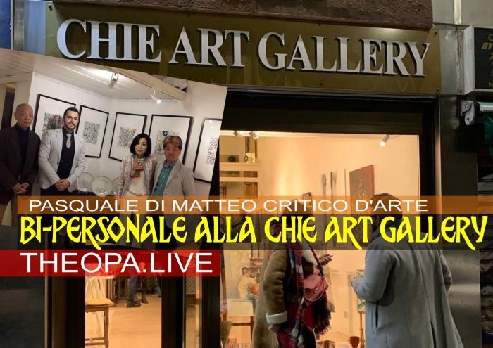 PASQUALE DI MATTEO CHIE ART GALLERY