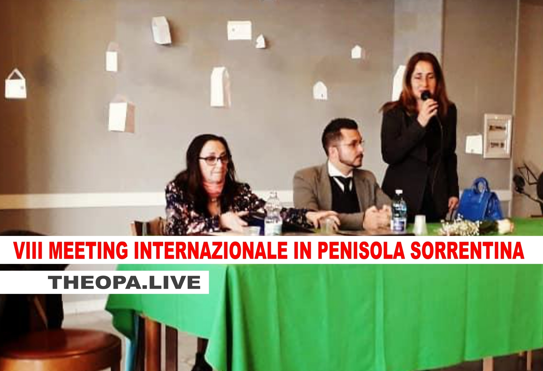 THEOPA A MEETING IN PENISOLA SORRENTINA
