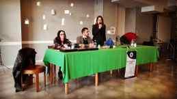 Conferenza sul tema: L'ARTE CONTEMPORANEA E LA SUA FUNZIONE SOCIALE