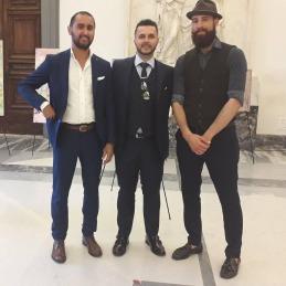 Delegazione libica con Pasquale Di Matteo