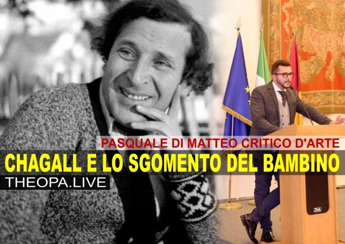 PASQUALE DI MATTEO CHAGALL