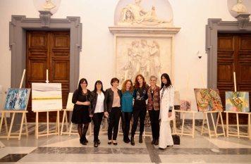 Francesca Ghidini, Daniela Bussolino, Gina Fortunato, Barbara Marchi, Petruska Merisio, Cinzia Morini, Simona Veronica Verzichelli