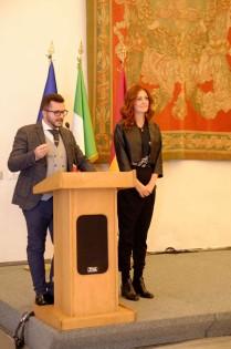Pasquale Di Matteo e Petruska Merisio