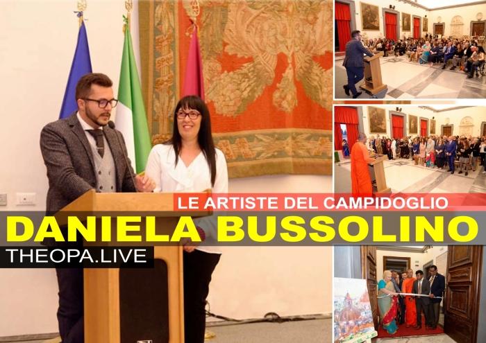 PASQUALE DI MATTEO E DANIELA BUSSOLINO
