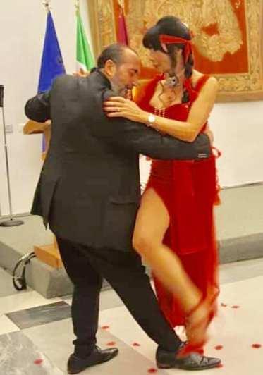 Sergio Tirletti & Eva La Certosa
