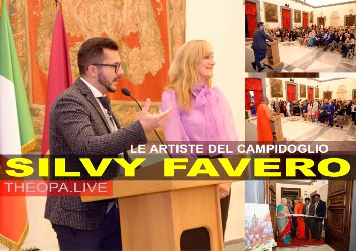 Pasquale Di Matteo e Silvy Favero