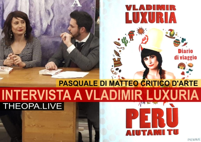 DI MATTEO INTERVISTA LUXURIA