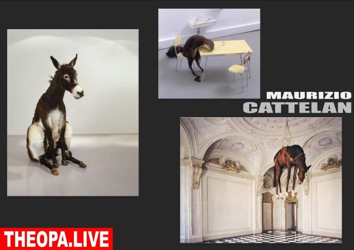 CATTELAN PASQUALE DI MATTEO critico d'arte