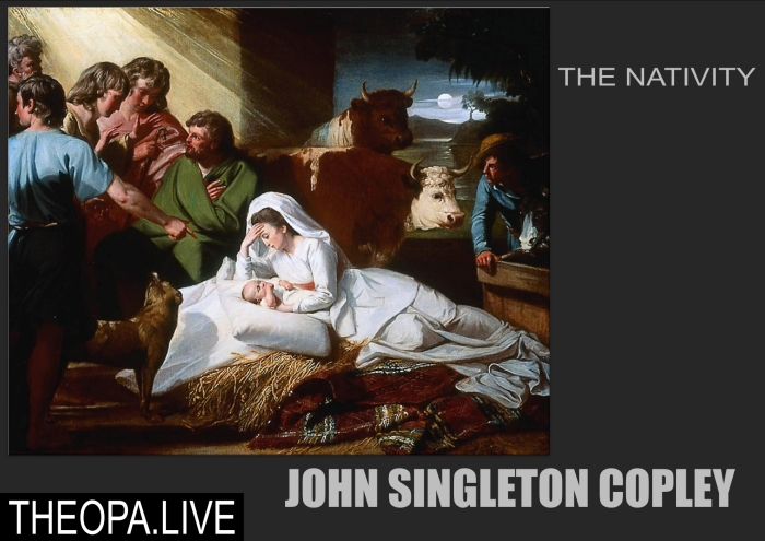 Pasquale Di Matteo su THE NATIVITY, DI JOHN SINGLETON COPLEY