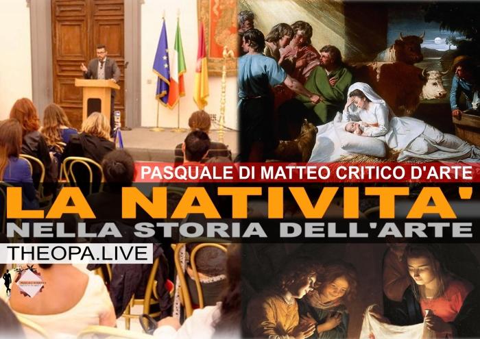 Pasquale Di Matteo, La Natività nella Storia dell'Arte
