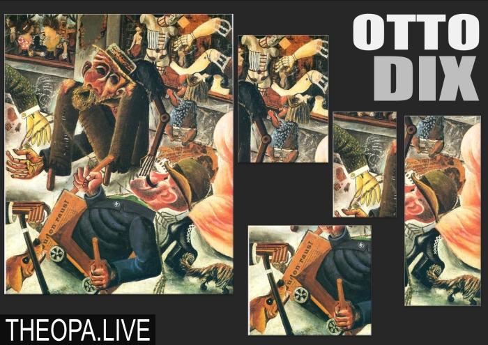 Paquale Di Matteo Otto Dix