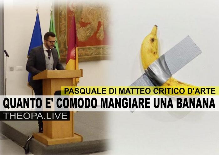 pasquale di matteo su Maurizio Cattelan