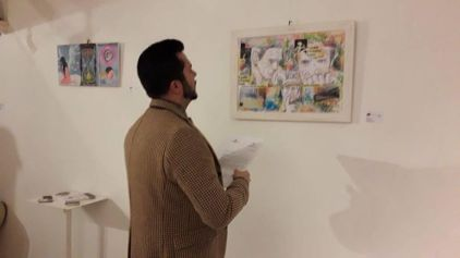 critico d'arte