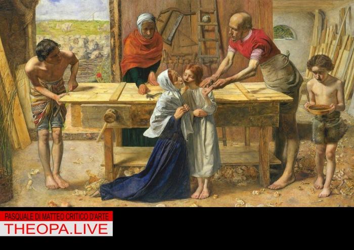 Pasquale Di Matteo about Preraffaelliti