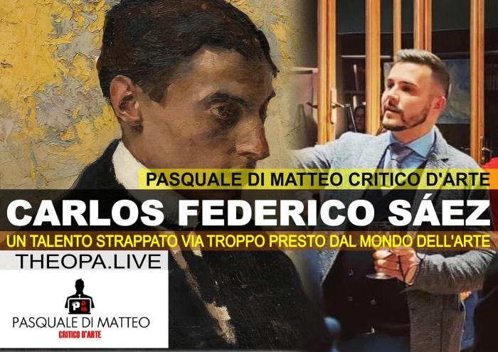 theopa.live, PASQUALE DI MATTEO, CRITICO D'ARTE