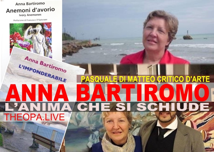 Pasquale Di Matteo racconta Anna Bartiromo
