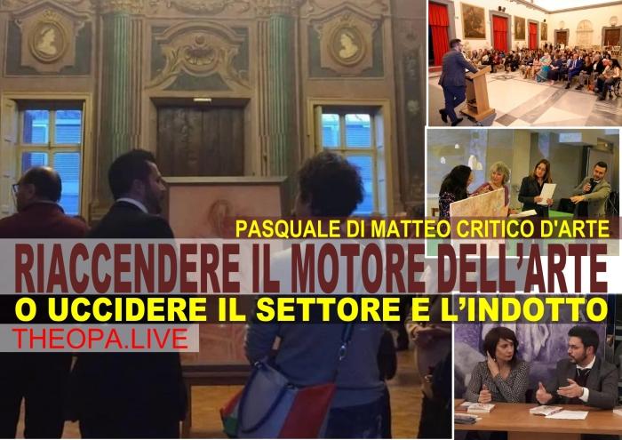 musei - 18 maggio - riaperture - salute - sociale Pasquale Di Matteo