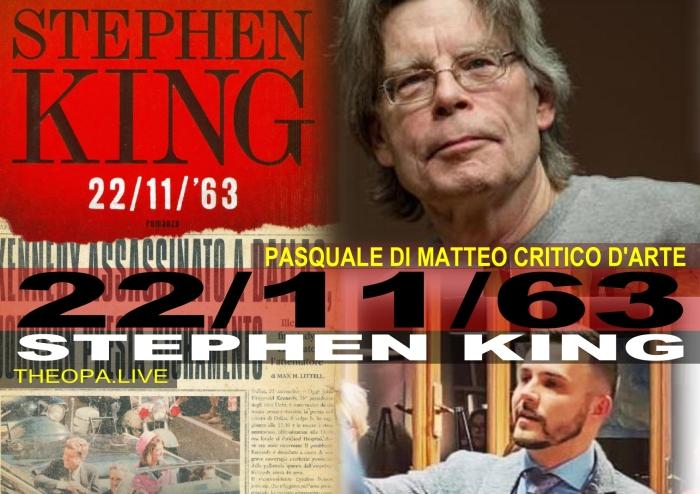 Pasquale Di Matteo recensione 22/11/63 King