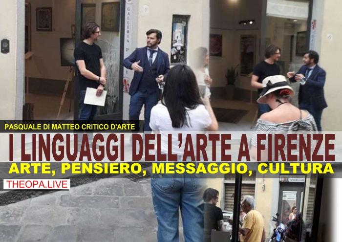 Pasquale Di Matteo a Firenze