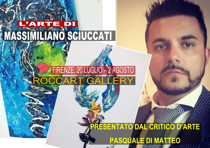 Pasquale Di Matteo presenta Massimiliano Sciuccati