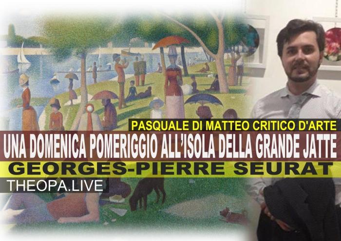PASQUALE DI MATTEO SU SEURAT