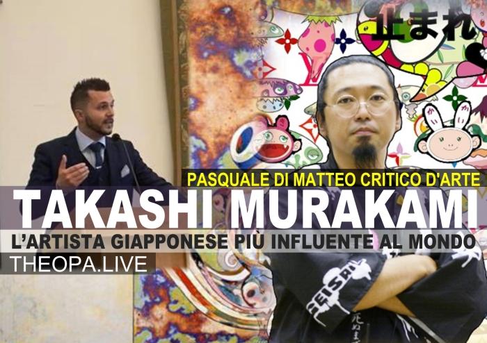 Pasquale Di Matteo presenta Takashi Murakami