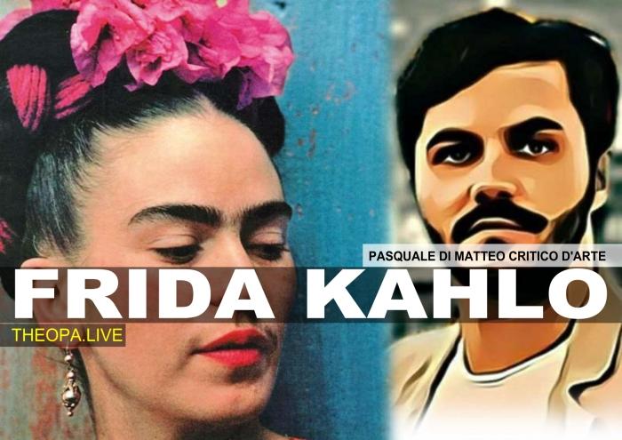 Pasquale Di Matteo e Frida Kahlo
